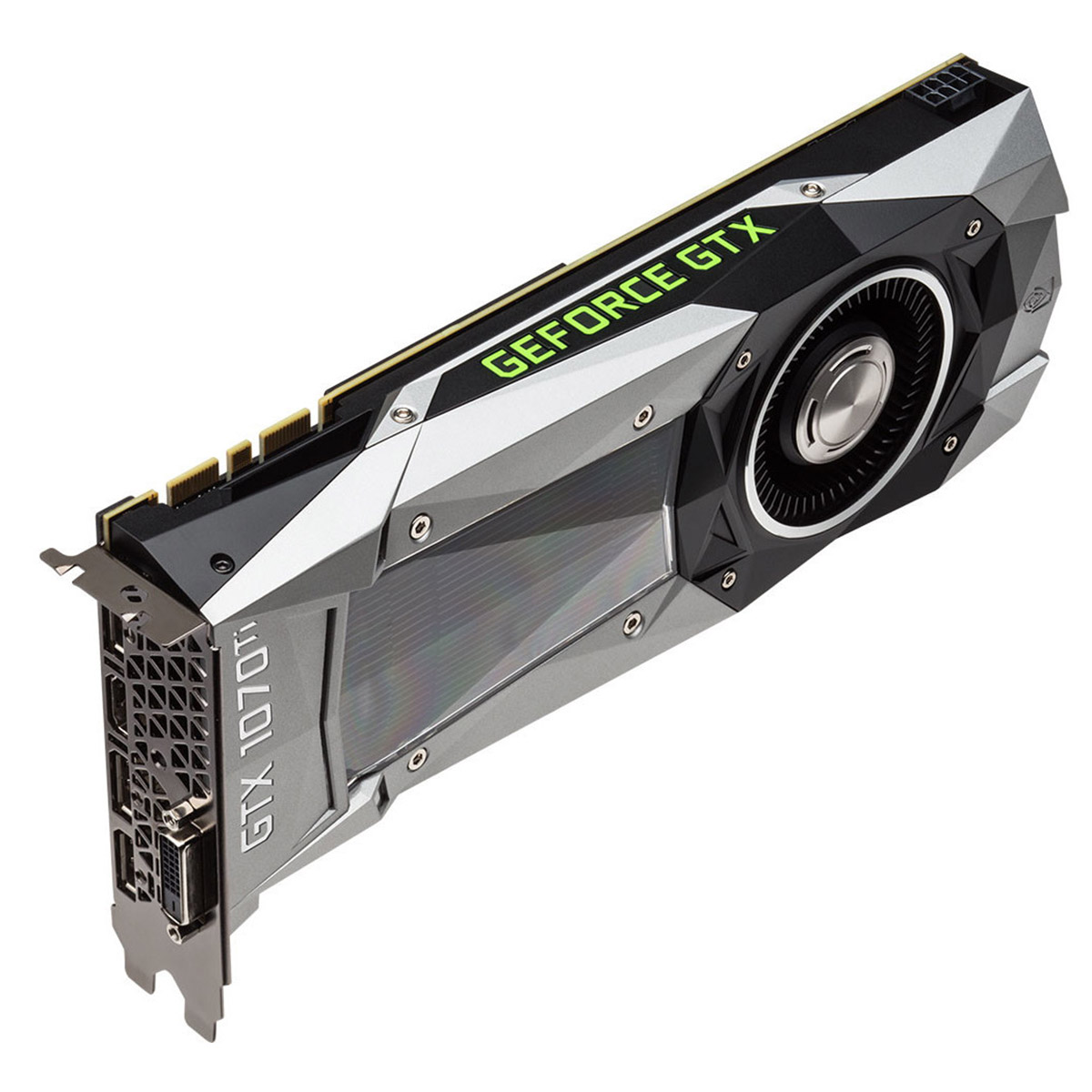 Видеокарта NVIDIA GeForce GTX 1070 TI